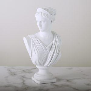 artemis diana bust head online sale (2)