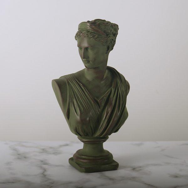 artemis diana bust head online sale (3)