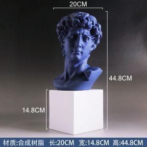 skulptura david 20 cm with base (1)