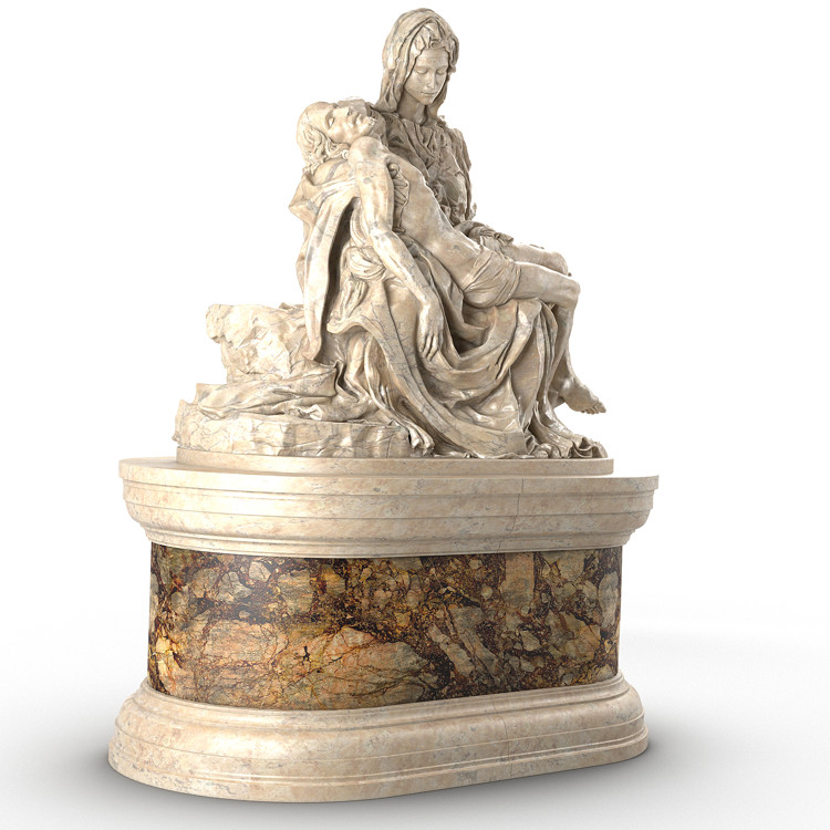 1I715002 Pieta Statue Michelangelo For Sale (2)