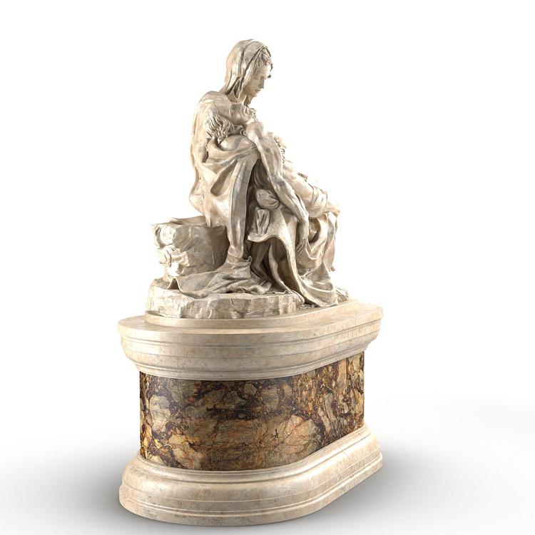 1I715002 Pieta Statue Michelangelo For Sale (3)