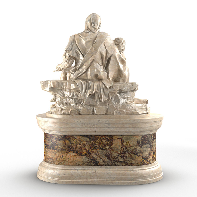 1I715002 Pieta Statue Michelangelo For Sale (4)