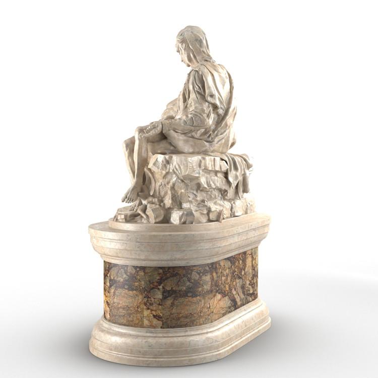 1I715002 Pieta Statue Michelangelo For Sale (5)