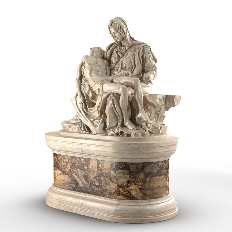 1I715002 Pieta Statue Michelangelo For Sale (6)