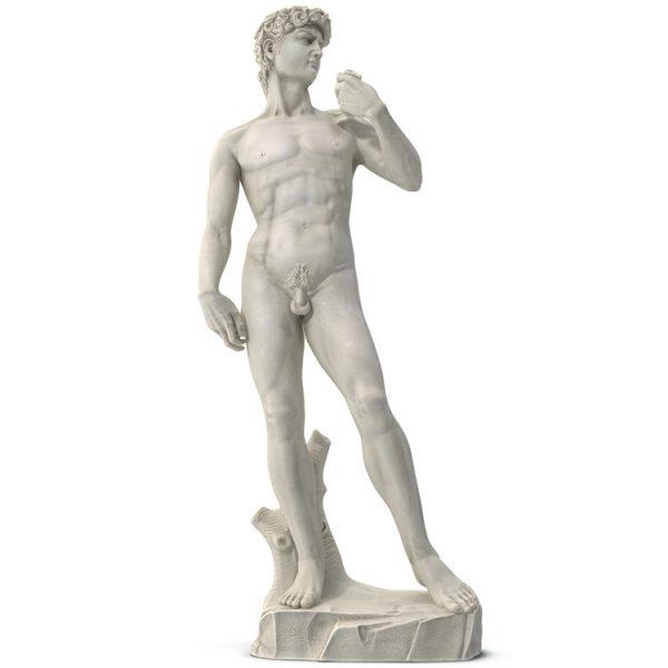 1I715003 Michelangelo David Sculpture (1)