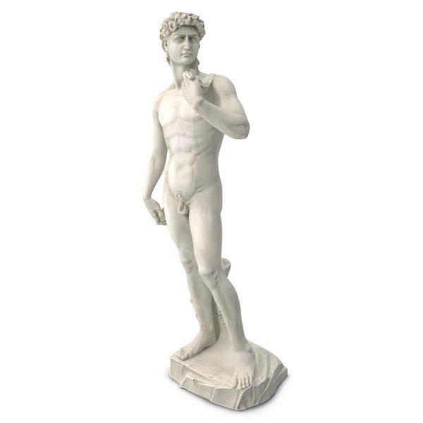 1I715003 Michelangelo David Sculpture (2)