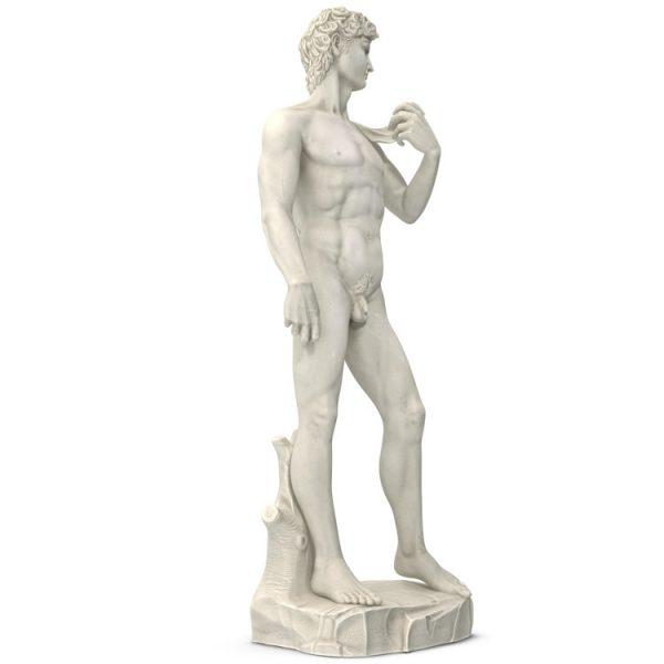 1I715003 Michelangelo David Sculpture (8)