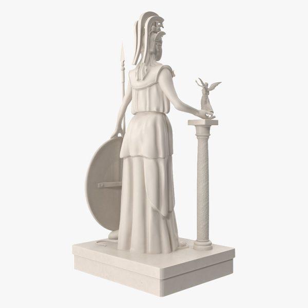 1I731005 Athena Statue Parthenon (6)