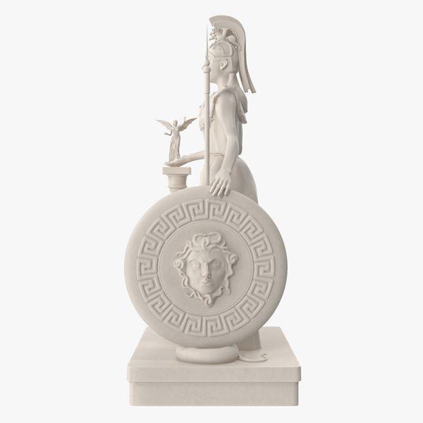 1I731005 Athena Statue Parthenon (7)