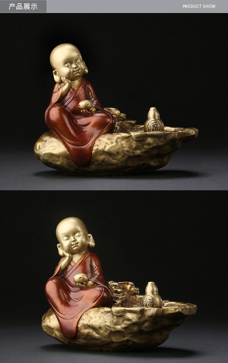 1I904029 zen garden buddha statue (11)