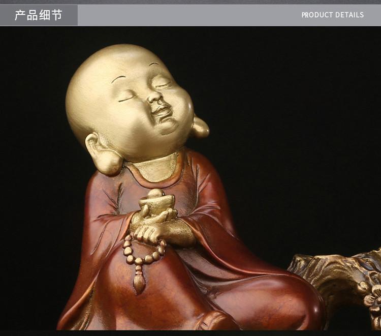 1I904029 zen garden buddha statue (13)