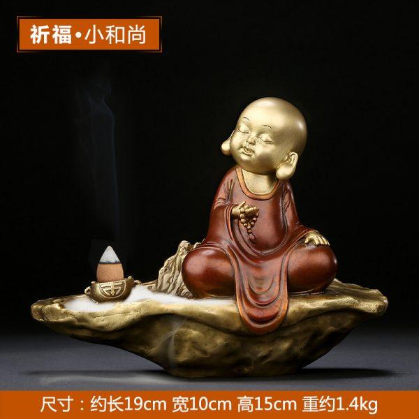 1I904029 zen garden buddha statue (8)
