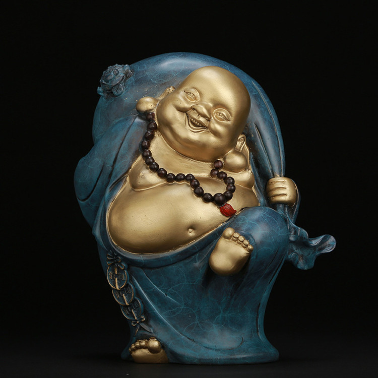 1I904030 laughing buddha statue for home (1)