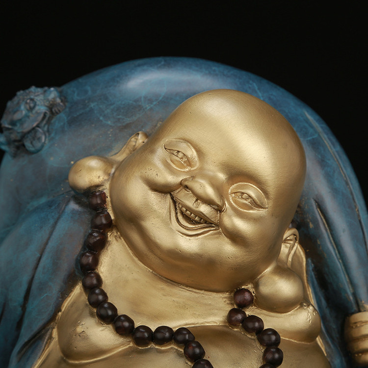 1I904030 laughing buddha statue for home (5)