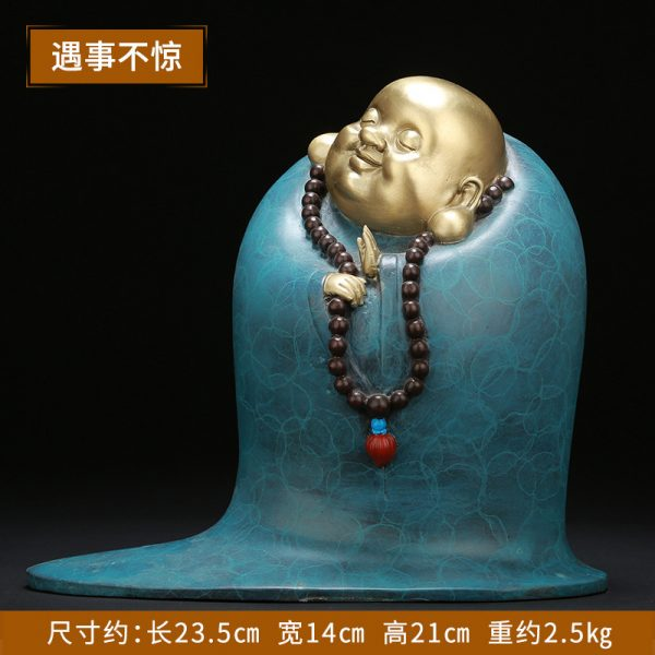1I904030 laughing buddha statue for home (9)