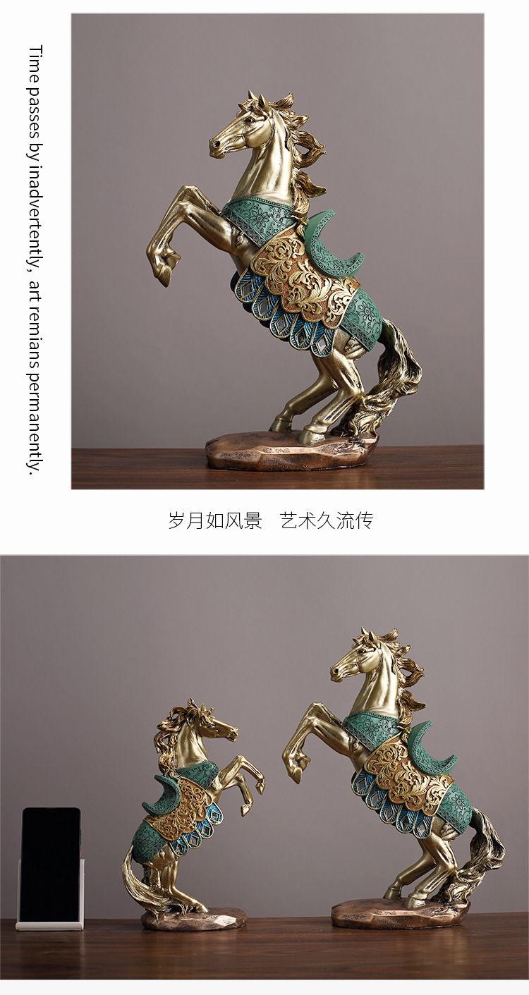 1JA28005 Horse Figurines Amazon Wholesale Price (6)