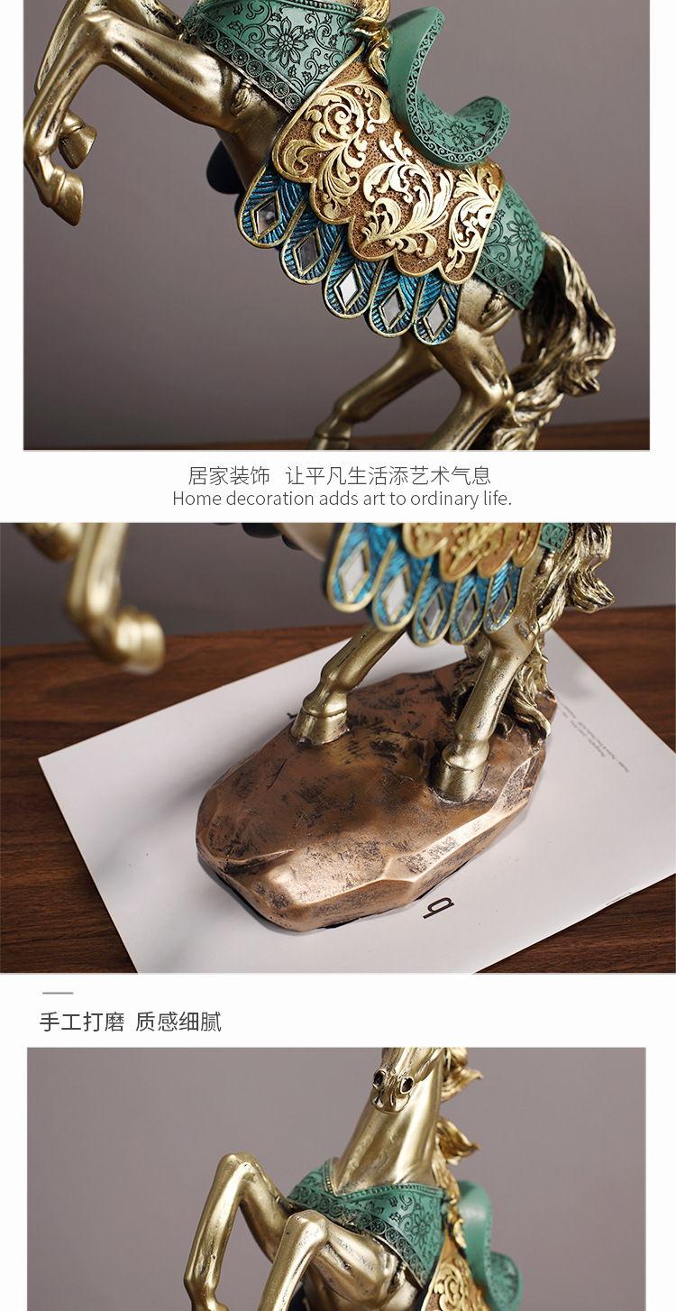 1JA28005 Horse Figurines Amazon Wholesale Price (9)
