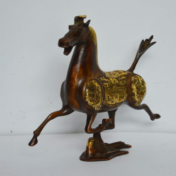 1JA29001 Ancient Chinese Horse Statue Sale (2)