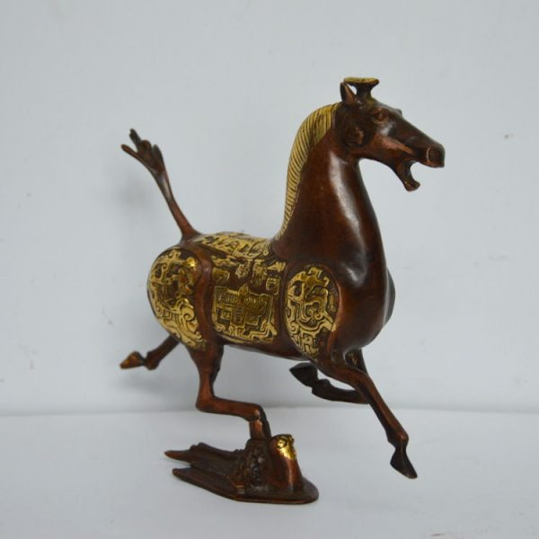 1JA29001 Ancient Chinese Horse Statue Sale (3)