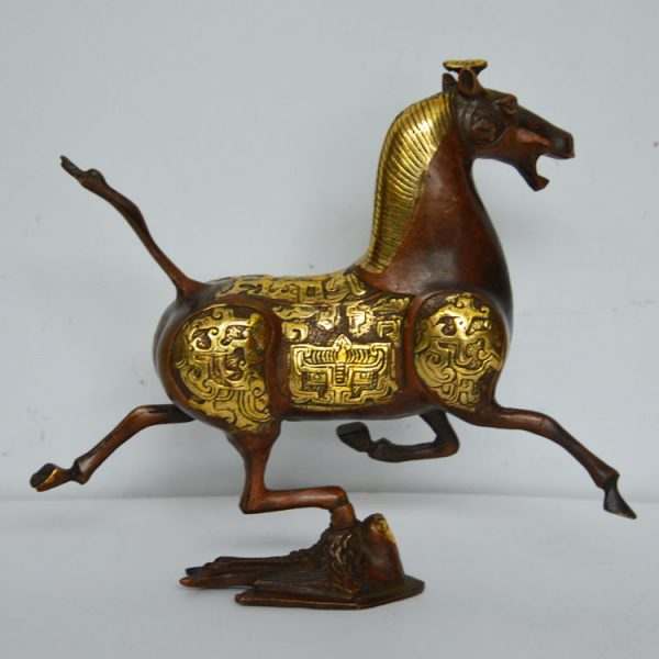 1JA29001 Ancient Chinese Horse Statue Sale (4)
