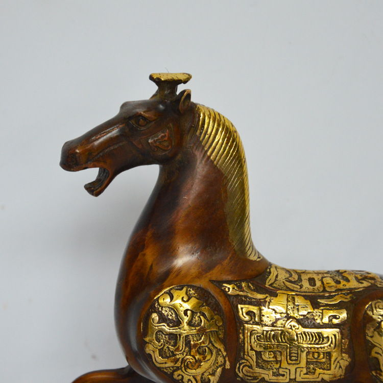 1JA29001 Ancient Chinese Horse Statue Sale (7)