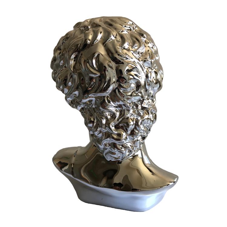 1JB13002 Buste De David De Michel Ange (3)