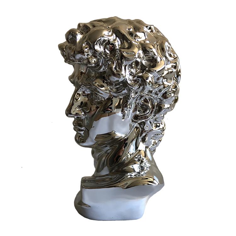 1JB13002 Buste De David De Michel Ange (4)