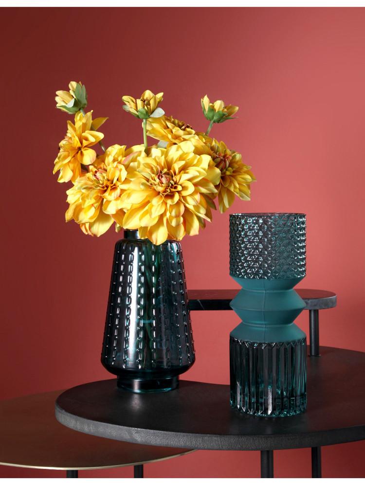 1JC21016 vase en verre en gros (10)