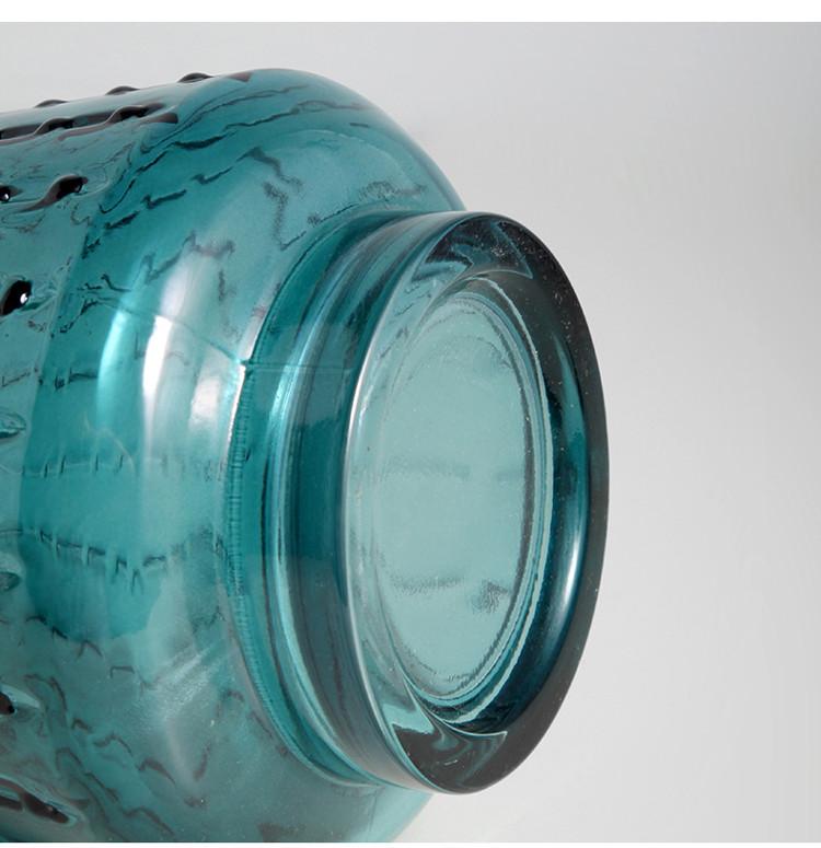 1JC21016 vase en verre en gros (20)