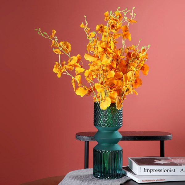 1JC21016 vase en verre en gros (3)