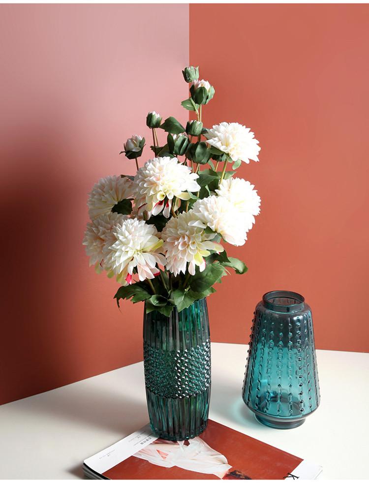 1JC21016 vase en verre en gros (8)