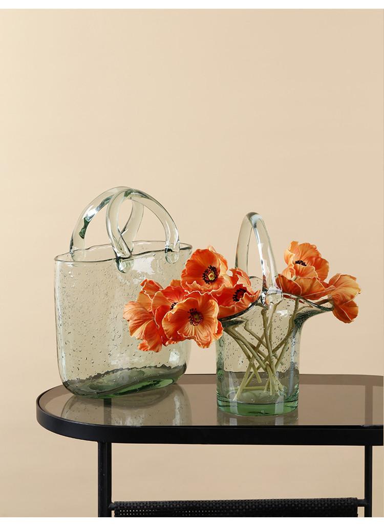 1JC21019 Glass Purse Shaped Vase Sale (11)