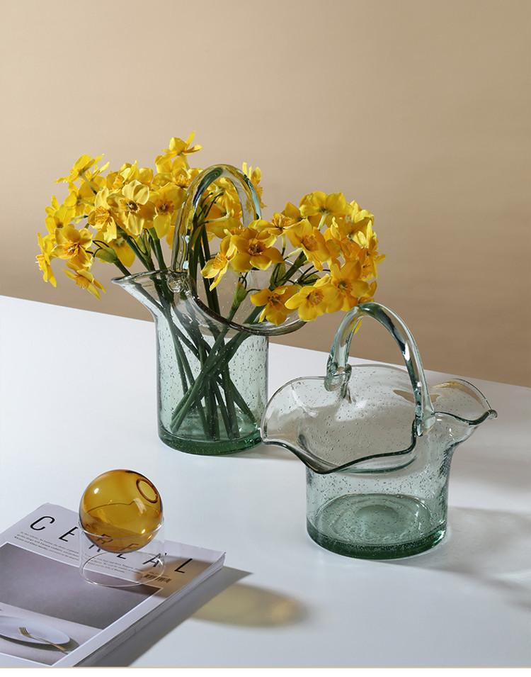 1JC21019 Glass Purse Shaped Vase Sale (15)