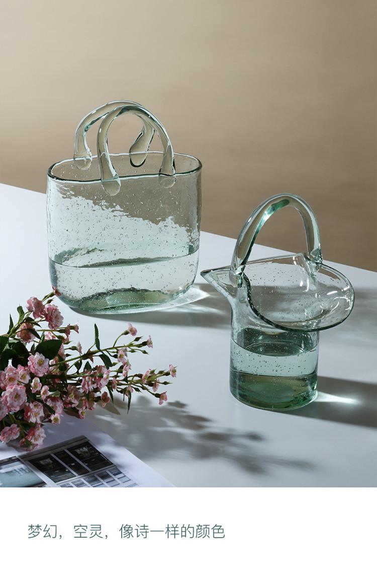 1JC21019 Glass Purse Shaped Vase Sale (16)