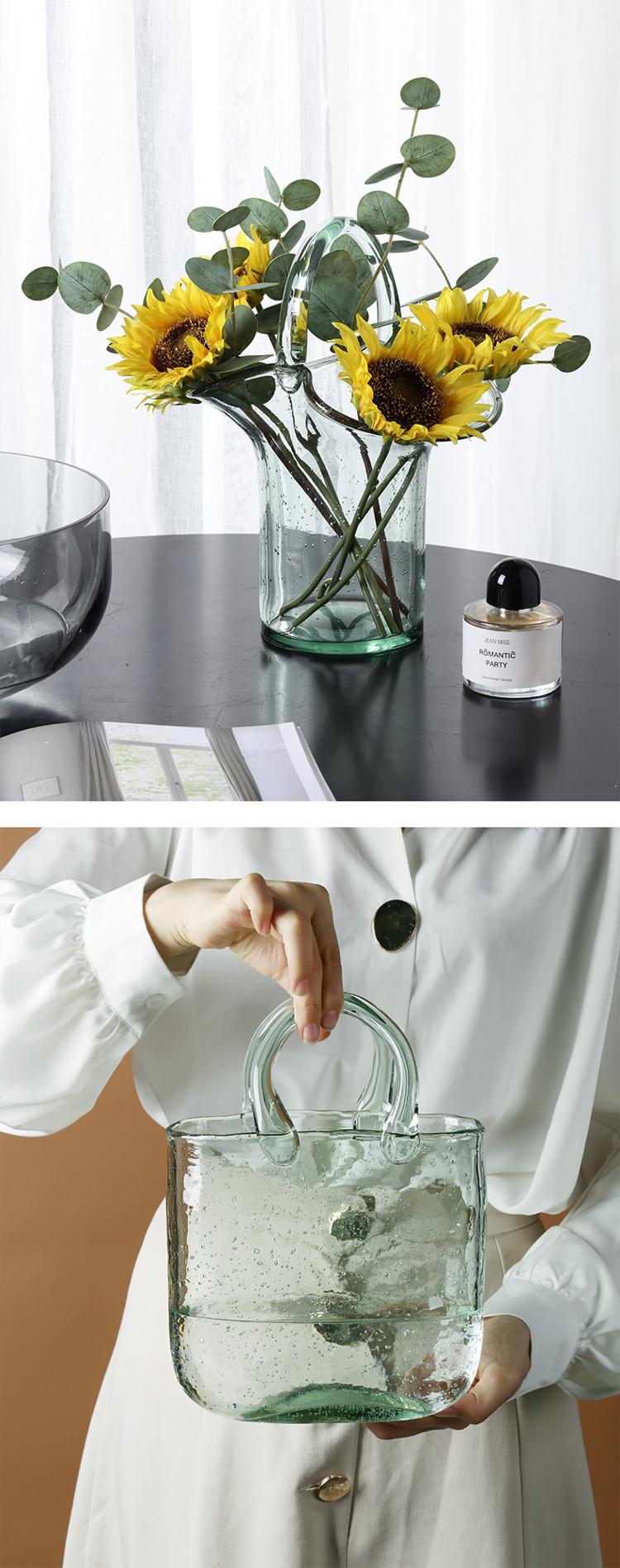 1JC21019 Glass Purse Shaped Vase Sale (17)