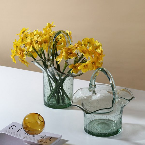 1JC21019 Glass Purse Shaped Vase Sale (3)