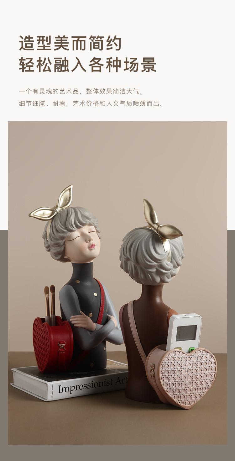 1JC21020 Glamour Girl Head Vase Sale (11)