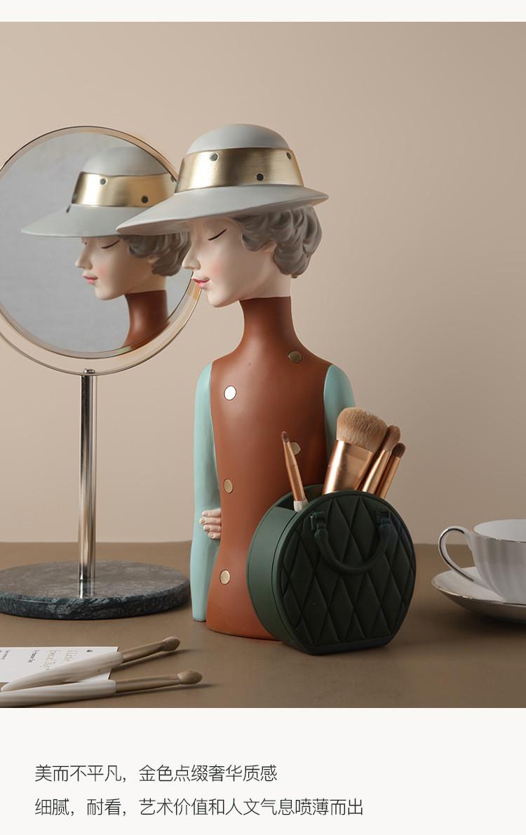 1JC21020 Glamour Girl Head Vase Sale (16)