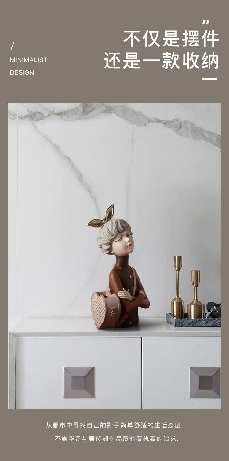 1JC21020 Glamour Girl Head Vase Sale (7)