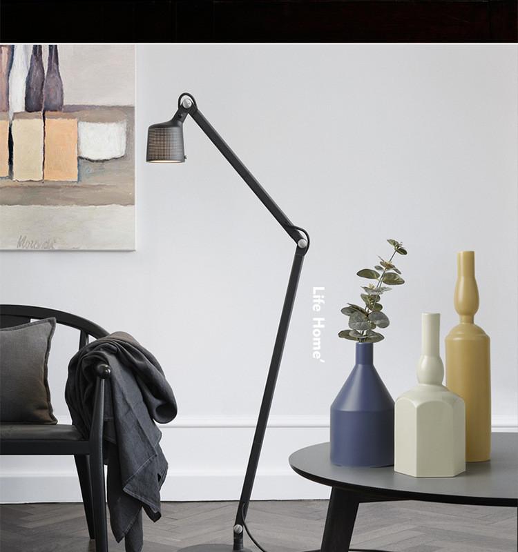1JC21023 Morandi Vase Ceramic Home Decoration (7)