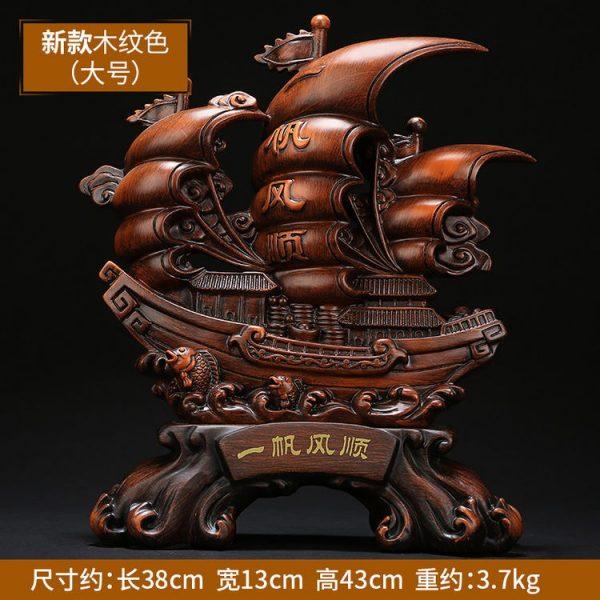 1I904037 Feng Shui Dragon Boat Direction (37)