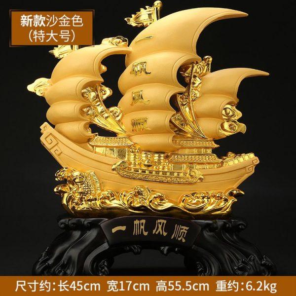 1I904037 Feng Shui Dragon Boat Direction (40)