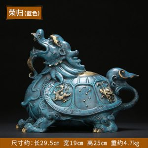 1I904051 Feng Shui Turtle Placement (1)