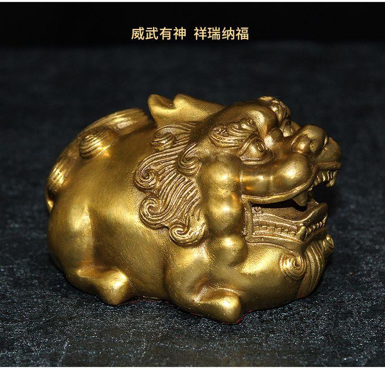 1I904052 Pi Yao Feng Shui Statue Sale (7)