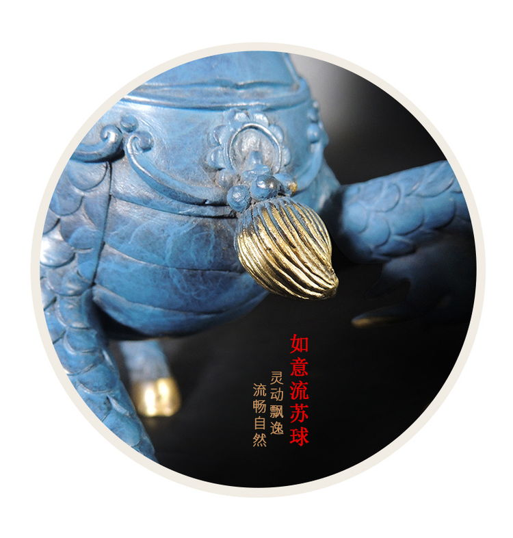 1I904053 Kirin Qilin-Statue Feng Shui (18)