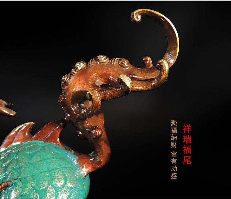1I904053 Kirin Qilin-Statue Feng Shui (20)