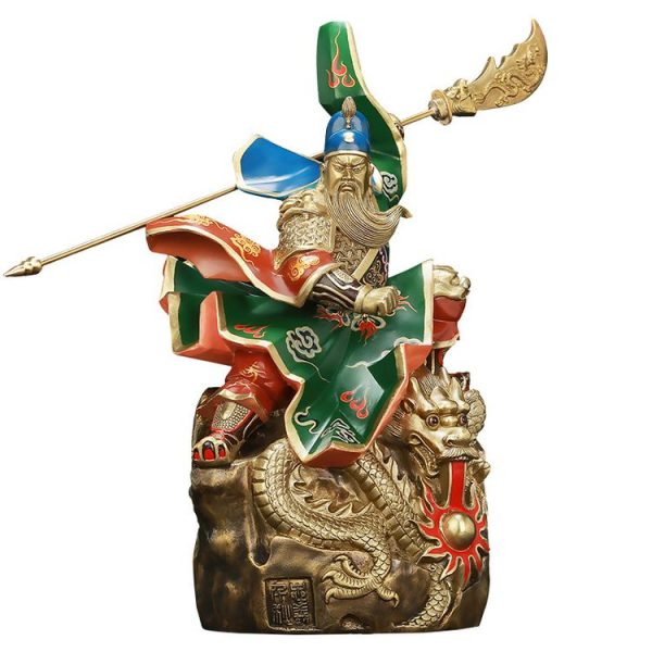 1I904054 Guan Gong Statue For Sale (1)