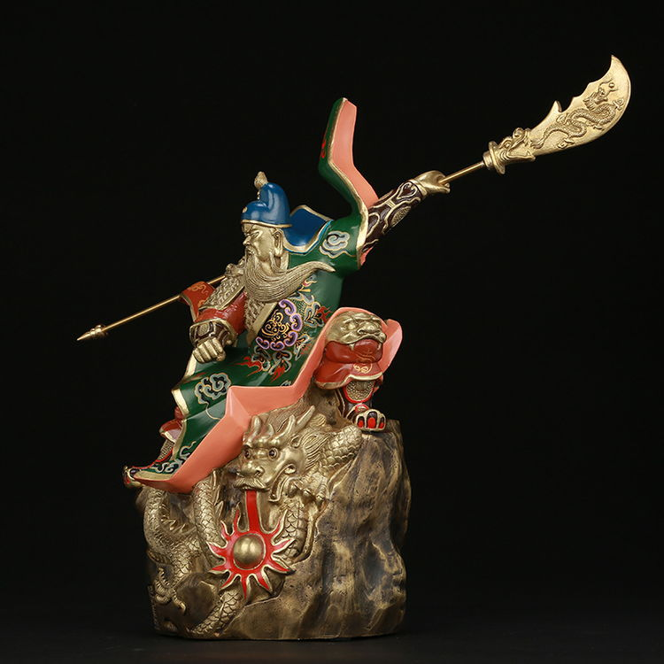 1I904054 Guan Gong Statue For Sale (4)