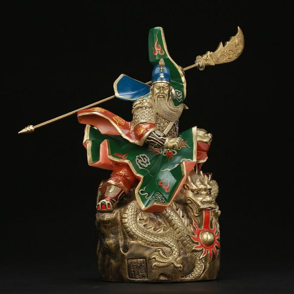 1I904054 Guan Gong Statue For Sale (5)