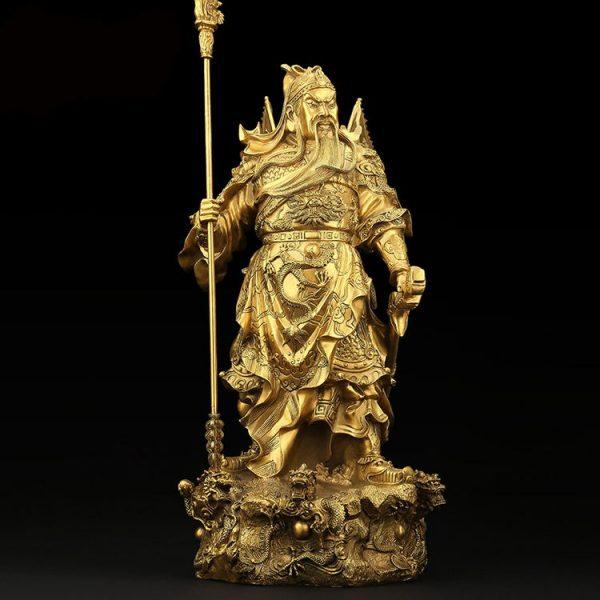 1I904055 General Kwan Statue Feng Shui (12)